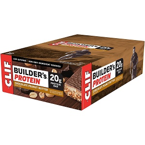 Clif Bar Builder Protein Bars