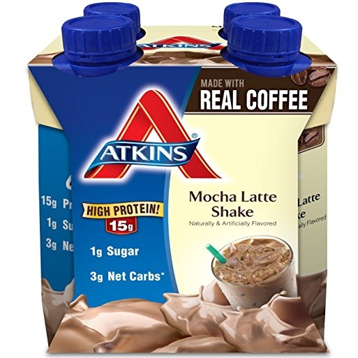 Atkins Ready to Drink Shake Review