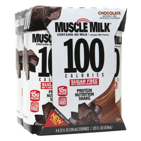 CytoSport Muscle Milk Ready-to-Drink Shake Review
