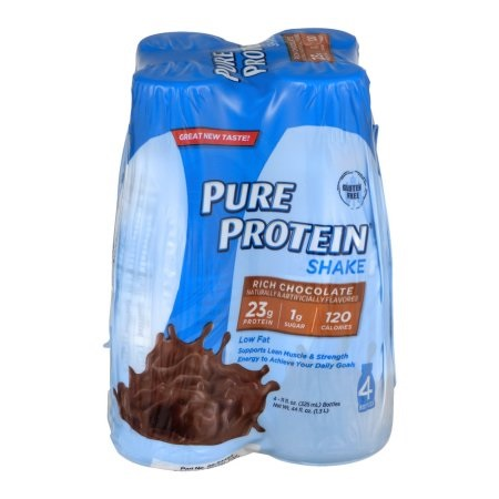 Pure Protein Shake Review