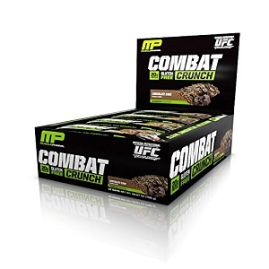 Muscle Pharm Combat Crunch Review
